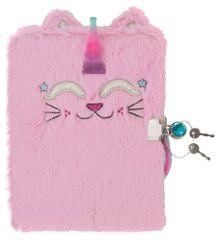 Make It Real Tajný deník chlupatý - Kočka