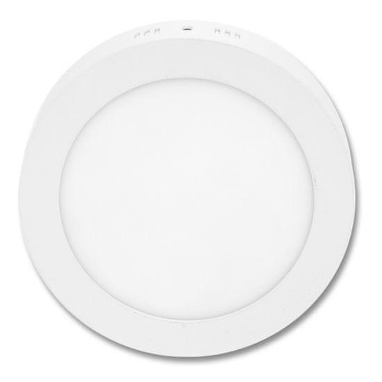 Ecolite Ecolite SMD kruh přisazený 22,5cm,18W,2700K,IP20,1530Lm LED-CSL-18W/2700