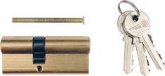 Vorel Vložka zámku 31/31mm mosazná TO-77200 VOREL