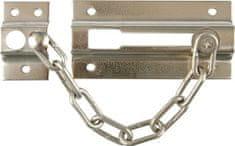 Vorel Řetěz na dveře stříbrný TO-77910