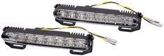 Compass Světla denního svícení DRL 16 LED 2ks