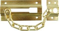 Vorel Řetěz na dveře zlatý TO-77900