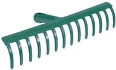 Flo Zahradní hrábě 34cm 14 zubů TO-35751 FLO