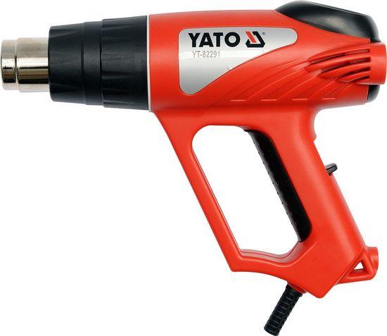 YATO Horkovzdušná pistole 2000W s příslušenstvím YT-82291 YATO