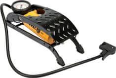 Vorel Hustilka nožní s manometrem jednopístová 0,7MPa TO-82001 VOREL