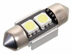 Compass Autožárovka 12V sufit 32mm LED SMD bílá