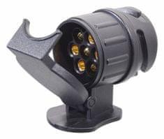 Compass Redukce zásuvky tažného zařízení 13-7 pólů