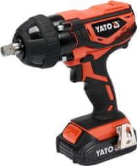YATO Aku rázový utahovák 18V 300Nm YT-82804 YATO