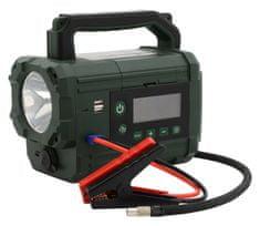 Compass Multifunkční kompresor AKU Power starter 300A COMPASS
