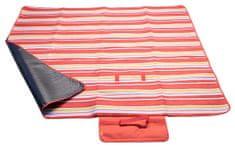 Cattara Pikniková deka FLEECE 150x135cm červená CATTARA
