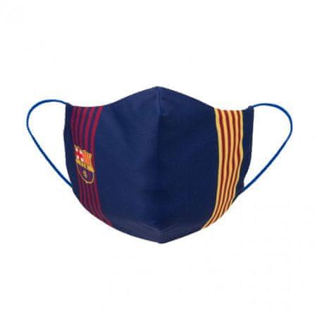 FC Barcelona Senyera otroška zaščitna maska