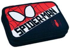 GIM Školský dvojposchodový peračník Spiderman - plnený