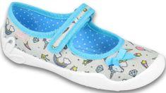 Befado 114X39 Blanca papuče za djevojčice