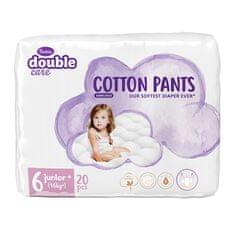Violeta plenice Cotton Junior Plus, hlačne, vel. 6, 20/1