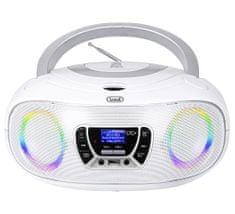 Trevi CMP 583 Boombox CD player, bijela