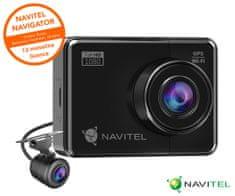 Navitel R700 GPS Dual auto kamera, Sony senzor, Full HD, Night Vision