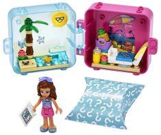 LEGO Friends 41412 Kutija za igru: Olivia i njezino ljeto