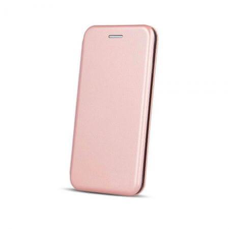 Havana Premium Soft ovitek za Samsung Galaxy A40, preklopni, roza