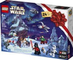 LEGO Star Wars™ 75279, Adventi naptár