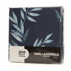 Karl Lagerfeld Lagerfeld prostěradlo bez gumy 240x290 cm Garden