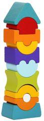 CUBIKA 12862 wieża balansująca IX 11 elementów