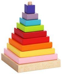 CUBIKA kolorowa piramida 13357