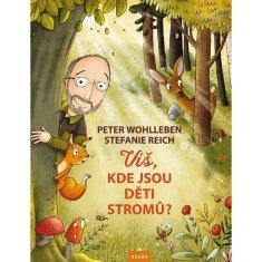 Nakladatelství Kazda Peter Wohlleben: Víš, kde jsou děti stromů?