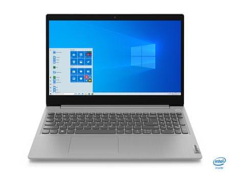 Lenovo IdeaPad 3 15FHD i5-10210U 12GB/256GB+1TB W10 MX330 prenosnik (81WB00JXSC)