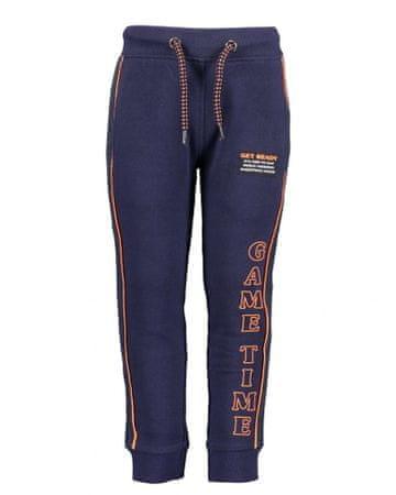 Blue Seven Chłopięce spodnie dresowe 98 ciemnoniebieskie