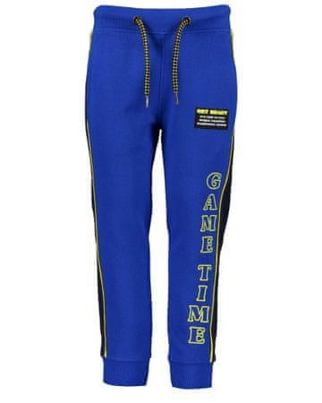 Blue Seven fantovske hlače trenirke, modre, 116