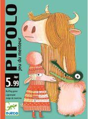 Djeco Kartová hra Pipolo