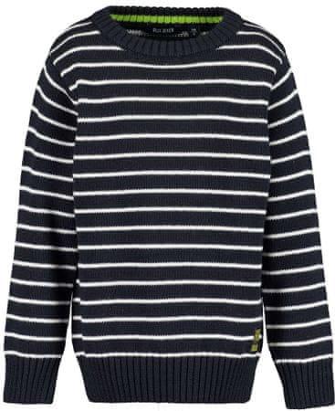 Blue Seven pulover za dječake, tamno plavi, 110