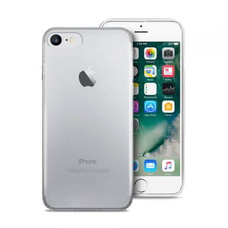 Clear Case ovitek za iPhone 7 / 8 / SE, silikonski, 1,8 mm, prozoren