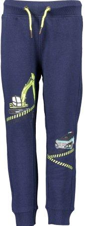 Blue Seven fantovske hlače trenirke, modre, 92