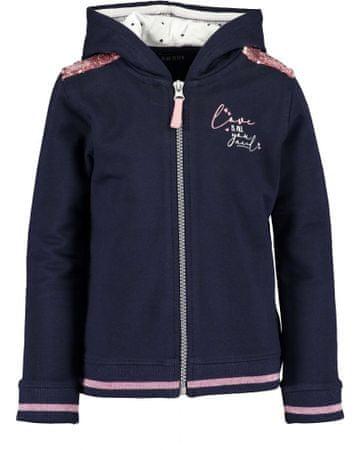 Blue Seven jakna za djevojčice, tamno plava, 92