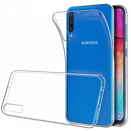 Clear Case maska za Samsung Galaxy A50 A505 / A30s A307, silikonska, 1,8 mm, prozirna