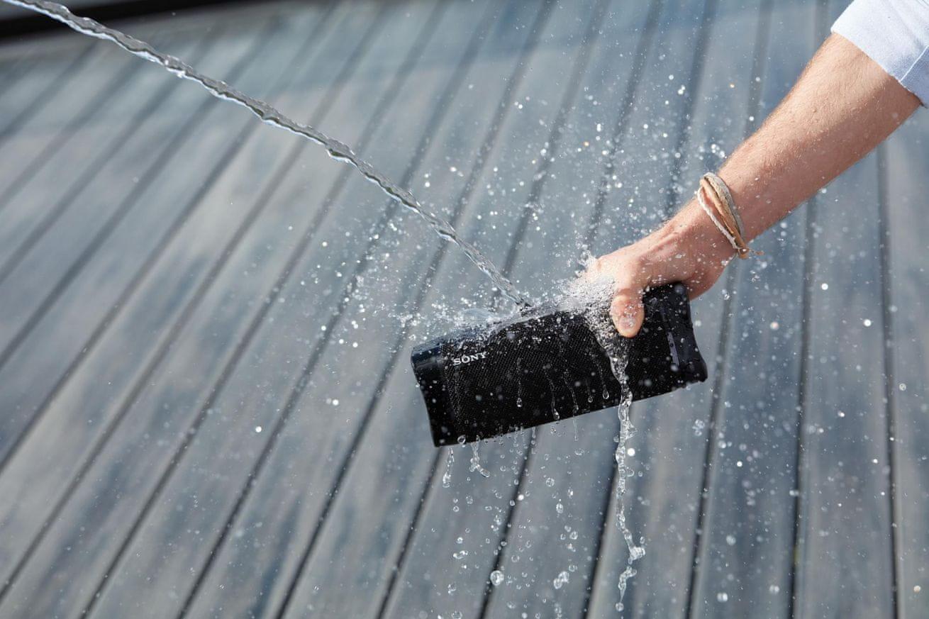 Brezžični bluetooth zvočnik Sony SRS-XB33 vodoodporen proti prahu