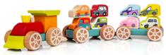 CUBIKA 13999 Pociąg z samochodami