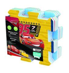 Trefl Mäkké penové puzzle Cars 3, 32x32cm/8ks