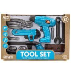Euro-Trade Detské náradie Tool Set 12ks