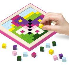 CUBIKA mozaika Pixel II Magia 14880, 250 elementów