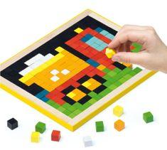 CUBIKA mozaika Pixel IV Auta 14903, 400 elementów