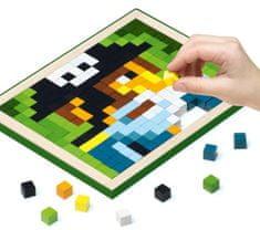 CUBIKA mozaika Pixel V Piraci 14910, 400 elementów
