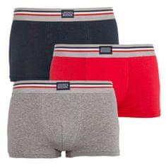 Jockey 3PACK pánske boxerky viacfarebné (17302913 982)