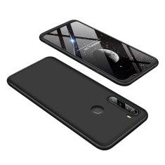GKK 360 Full Body műanyag tok Xiaomi Redmi Note 8T, fekete