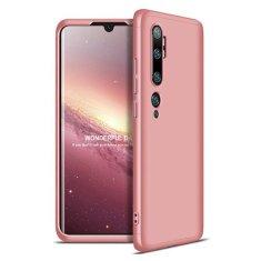 GKK 360 Full Body műanyag tok Xiaomi Mi Note 10 / Mi Note 10 Pro, rózsaszín