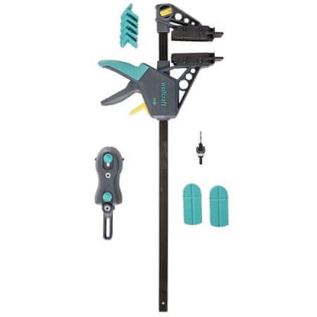 shumee wolfcraft Zestaw narzędzi do budowy tarasów, 6988000