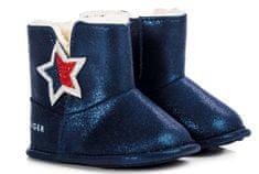 Tommy Hilfiger lány papucs T0A5-30773-1009800