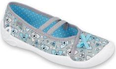 Befado dievčenské papučky Blanca 116Y274