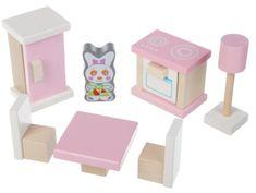 CUBIKA 13975 Kuchynka - drevený nábytok pre bábiky